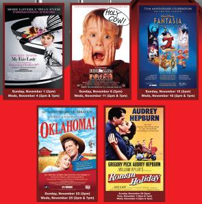 Cinemark Classics Nov 2015