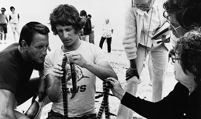Spielberg_JawsSet