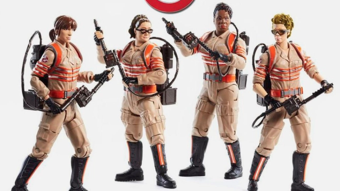 GhostbusterToys