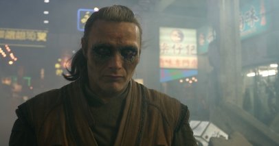 Marvel's DOCTOR STRANGE..Kaecilius (Mads Mikkelsen)..Photo Credit: Film Frame ..©2016 Marvel. All Rights Reserved.