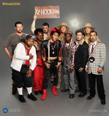 Hook 25 Lost Boys Reunion