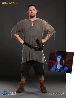 """Ryan Francis - """"Young Peter Pan"""""""