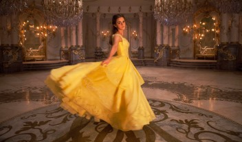 Beauty and the Beast (2017) Emma Watson as Belle.
