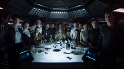 Cast of ALIEN: COVENANT (2017)