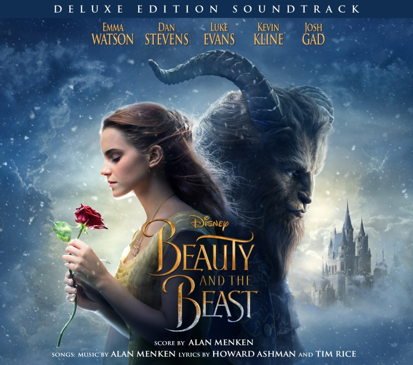 Soundtrack Cover to BEAUTY AND THE BEAST (2017)