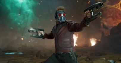 Chris Pratt as Star-Lord
