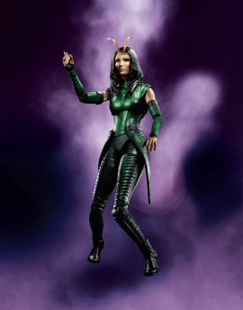 Mantis Action Figure