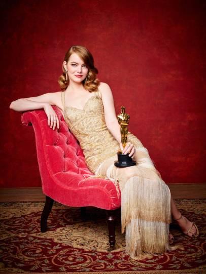 Emma Stone, Best Actress - LA LA LAND