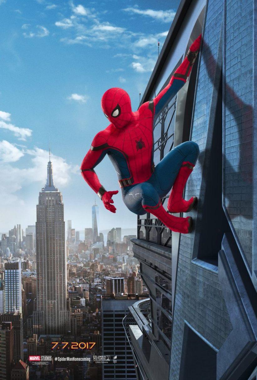 SpidermanHomecomingOneSheet2