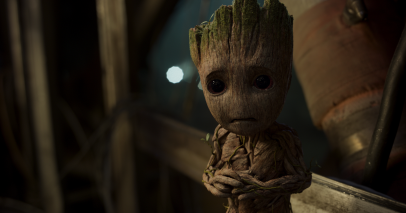 Vin Diesel stars in GUARDIANS OF THE GALAXY, VOL. 2