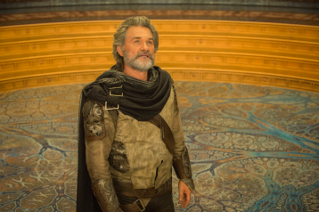 Kurt Russell stars in GUARDIANS OF THE GALAXY, VOL. 2