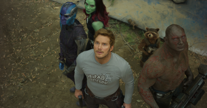 The Crew from GUARDIANS OF THE GALAXY, VOL. 2