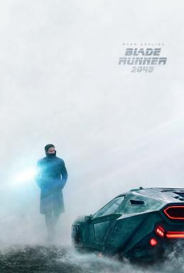 Ryan Gosling One Sheet Poster for BLADE RUNNER 2049.