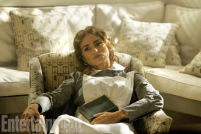 Penelope Cruz in MURDER ON THE ORIENT EXPRESS.