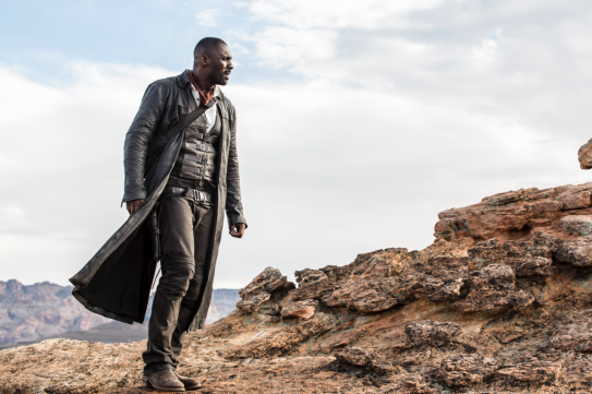 Idris Elba stars in THE DARK TOWER.