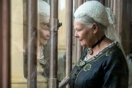 Judi Dench stars in VICTORIA & ABDUL