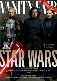 """""""The Dark Side"""" Cover - Vanity Fair"""