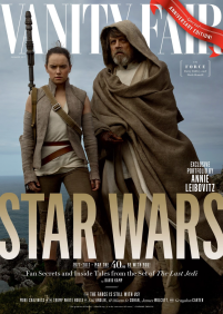"""""""The Force"""" Cover - Vanity Fair"""