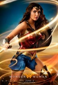 Wonder Woman Lasso One Sheet