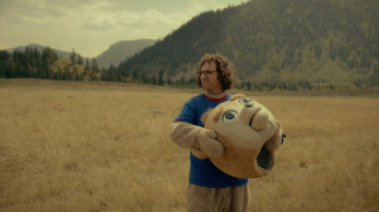 Kyle Mooney stars in BRIGSBY BEAR.