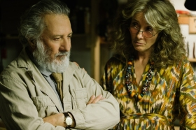Dustin Hoffman and Emma Thompson co-star in THE MEYEROWITZ STORIES (NEW AND SELECTED).