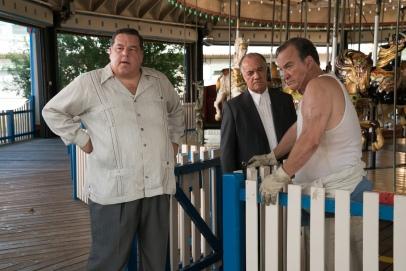 Steve Schirripa, Tony Sirico, and Jim Belushi co-star in WONDER WHEEL.