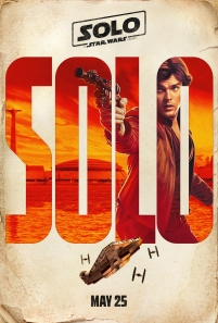 Alden Ehrenreich stars as Han Solo in SOLO: A STAR WARS STORY