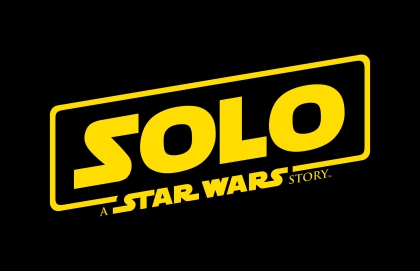 Official Logo for SOLO: A STAR WARS STORY.